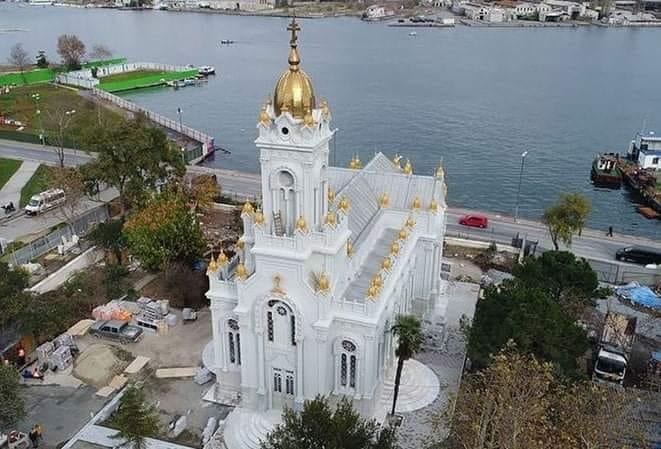 Бугарија или Македонија ќе ја земат Железната Црква